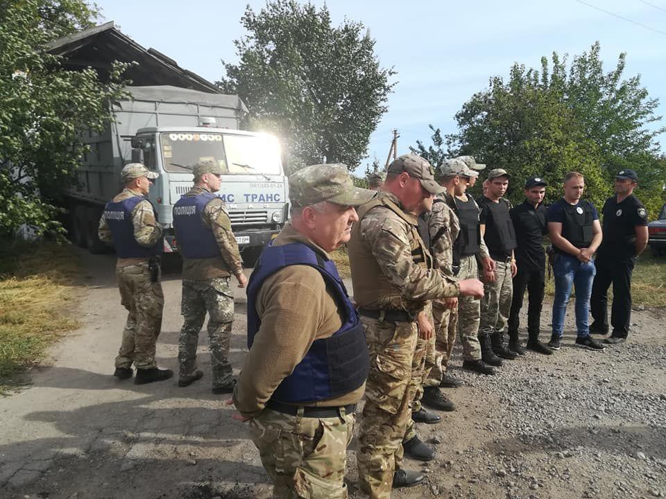 Генпрокуратура спільно с СБУ викрили рейдерів в Запорізькій області